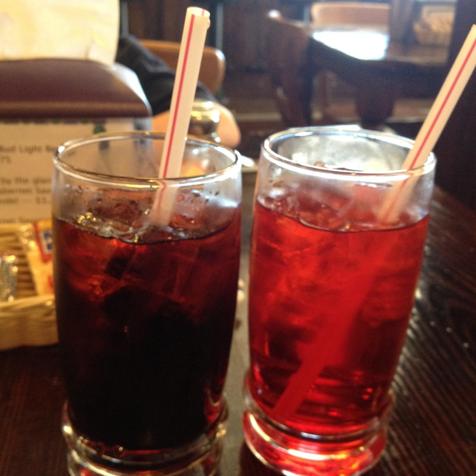 cherry soda easy cherry cream soda recipe cherry soda homemade soda ...