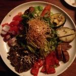 Pampas Salad at Churrasco's